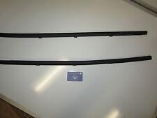 Genuine Holden commodore VU VY VZ UTE Door Window Belt Mould Trim SET NEW