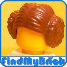 G025A Lego Star Wars Princess Leia's Hair 2 Buns Style 10198 10179 10188 NEW