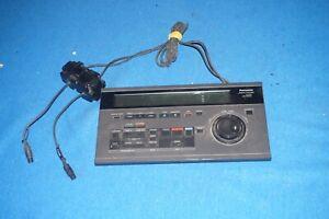 Panasonic Editing Controller AG-A96