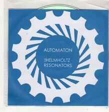 (FJ727) The Helmoltz Resonators, Automaton - DJ CD