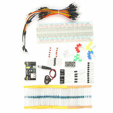 Electronic Kit Electronic Component Assortment 830 Tie Points S8y3
