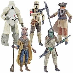 Star Wars The Vintage Collection Action Figures Wave 4, Set of 8, Hasbro