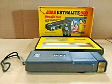 Kodak Electralite 500 Camera Electronic Flash - Uses 110 Size Film