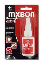 MXBON Superglue Liquid Bottle 20g