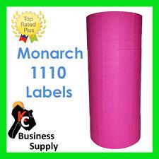 monarch 1110 price gun labels