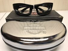 #508 NEW Harley-Davidson Streamline Goggles with Case