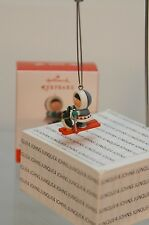 FROSTY LITTLE FRIENDS HALLMARK ORNAMENT 2016 MINIATURE NEW BOX FREE SHIP IN US