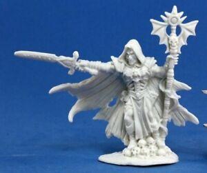Reaper Miniatures - 77172 - Malek Necromancer - Bones DHL