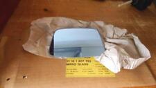 BMW 114 & NK DOOR MIRROR GLASS PASSENGER SIDE NEW GENUINE 51161807753