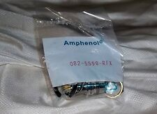 Amphenol Twinaxial front mount receptacle 082-5590-RFX, NEW