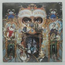 MICHAEL JACKSON - DANGEROUS 2LP 1991 US ORIG EPIC PRINCE MADONNA w/shrink, inner