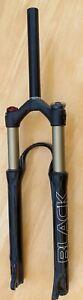 """Manitou Black suspension fork Travel adjust 90-130 1 1/8 straight steerer 26"""""""