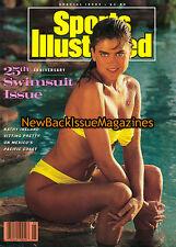 Sports Illustrated Swimsuit 2/89,Kathy Ireland,February 1989,NEW