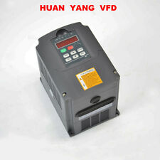 VARIABLE FREQUENCY DRIVE INVERTER VFD 2.2KW 3HP 10A  SPEED CONTROL  GOOD