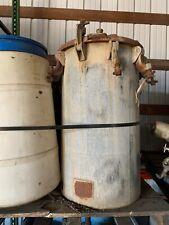 Binks 30 Gallon Paint Tank
