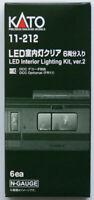 Kato 11-212 LED Interior Lighting Kit (Ver. 2) 6 pcs. replace 11-210 (N scale)
