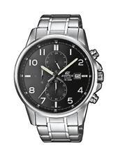 Casio Edifice Uhr EFR-505D-1AVEF Analog Silber