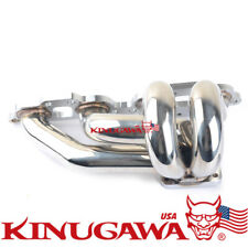 Kinugawa Turbo Header EX Manifold FOR Nissan SR20DET 200SX S14 S15