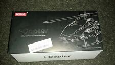 I.COPTER SYMA ICOPTER  controller  cables dongle complete in box set htf. S107G