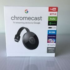 New Google Chromecast Digital HD Media Streamer 2nd Generation Genuine US Seller