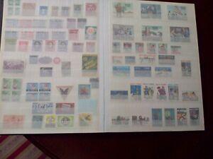 Cinderella stamps (10 sheets)