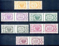 ITALIEN PAKET 1946 60-65 ** POSTFRISCH SATZ  260€(D4235