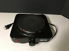 Aroma AHP-303 Single Hot Plate Burner Portable Electric ***Fast Shipping***