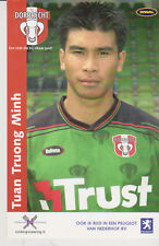 AUTOGRAMMKARTE / AUTOGRAPHCARD Tuan Truong Minh FC Dordrecht 2003/2004