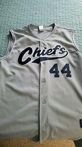 Chiefs Minor League Baseball Jersey. Size 2xl