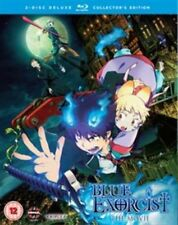 Blue Exorcist - The Movie (Blu-ray and DVD Combo, 2014, 2-Disc Set)