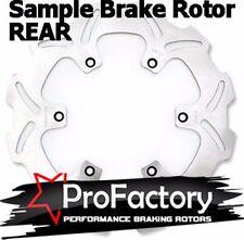Kawasaki Kx450f KXF 450 frein arrière rotor disque Pro Factory BRAKING 2006-2013