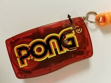 Tiger Electronics Pong Game Handheld 1998 (test tag still intact) NEW