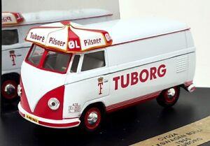 Vitesse City 1/43 Scale CV024 Volkswagen T1 Bulli Van Tuborg 1955 Beer Model Car