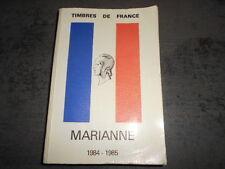 Timbres de France, Marianne 1984-1985