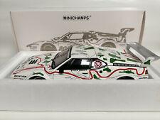 BMW M1 Stuck 1000 KM Nürburgring 1980 Minichamps 1:18 neu OVP