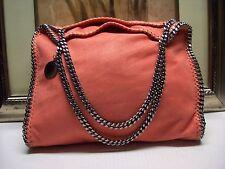 Authentic Stella McCartney Baby Bella Shoulder Bag $1,185.00 Peony Pink Color