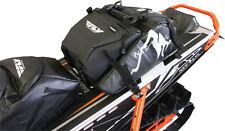 Skinz NXT LVL Fly Tunnel Pak Bag - BLACK- Arctic Cat Ski-Doo Polaris Yamaha
