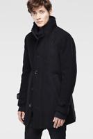 G-STAR RAW Men's Wool Garber Trn Jacket Coat Size L New $470