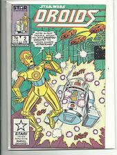 MARVEL/STAR COMICS (1986) STAR WARS DROIDS #2 VF