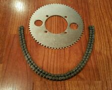 Razor E300 E 300 E325 Performance Chain and 65 Tooth Sprocket Upgrade