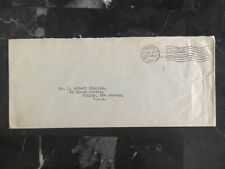 1939 US Consulate In Costa Rica Diplomatic  Cover To Mutely New Jersey USA