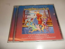 CD  The King and I - Der König und ich  Rodgers & Hammerstein
