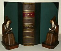 Punch - Hardback Book, Dated 1935 - June 26th to Dec 25th 1935-  Illustrated