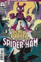 Spider-Man Featuring Spider-Ham Annual Comic Issue 1 Modern Age First Print 2019
