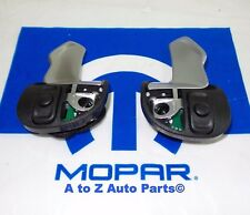 NEW 2015-2018 Dodge Challenger,Charger HellCat St Wheel Paddle Shifters (2),OEM