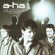 A-Ha: The Definitive Singles 1984 - 2004 CD (Greatest Hits / The Best Of)