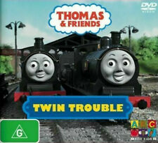 Thomas and Friends Twin Trouble (DVD)