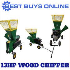 Millers Falls ATXFI13SC4W 13 HP Wood Chipper