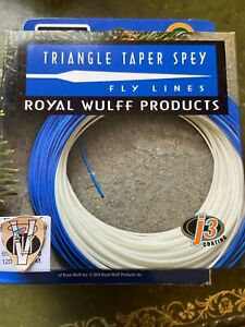 Special Offer Wulff Triangle Taper Super Spey Integrated Floating Fly Lines