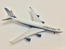 Aviation400 1:400 UNITED Boeing 747-400